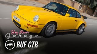 Three Generations of RUF CTR Cars - Jay Leno's Garage