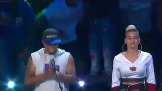 DC Young fly turn on Dj D wrek on Wild N Out