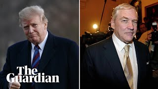 Donald Trump and Conrad Black: their mutual admiration in five clips