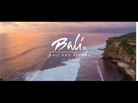 21 Days in Bali