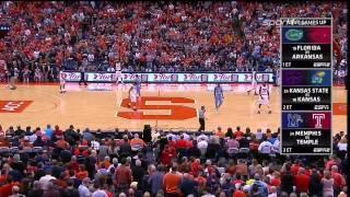 CBB 13/14 North Carolina Tar Heels vs #2 Syracuse Orange 01/11/14 (Full Game)