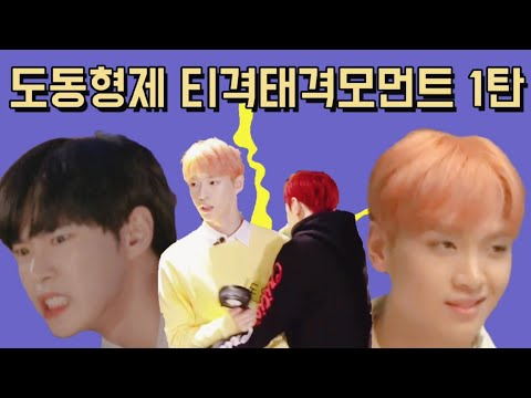 [NCT 해찬/도영] 도동형제 티격태격 케미 모음 1탄