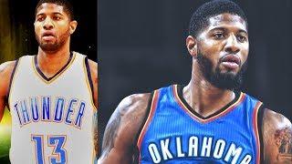 Paul George Traded to Oklahoma City Thunder! NBA Free Agency 2017