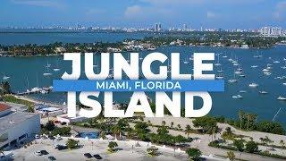 Florida Travel: Explore Jungle Island, Miami - YouTube