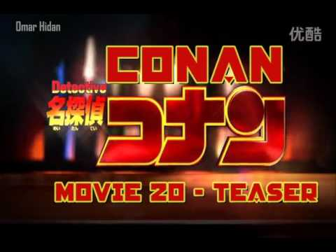 Detective Conan Movie 20 Teaser REVEALED!, This movie is going to be released on April 2016!!