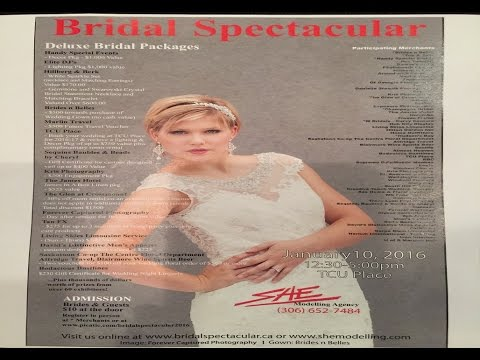Saskatoon Bridal Spectacular TCU Place Bridal Show - DJ & Photo Booth - Armed With Harmony