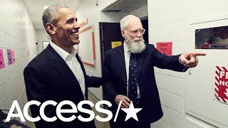 Barack Obama Says Daughter Sasha Doesn't Like His Dancing 'Dad Moves' | Access
