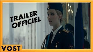 Red sparrow :  bande-annonce VOST
