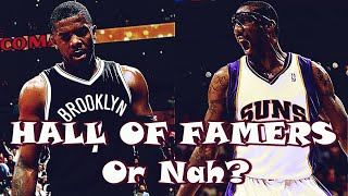 Should These NBA Players Be In The HALL OF FAME?