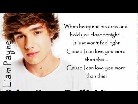 Baixar One Direction - More Than This (lyrics+pictures)