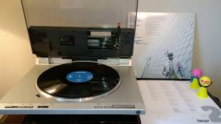 Gregory Porter - Musical Genocide - Liquid Spirit Vinyl LP Record - Technics SL-DL1 Turntable