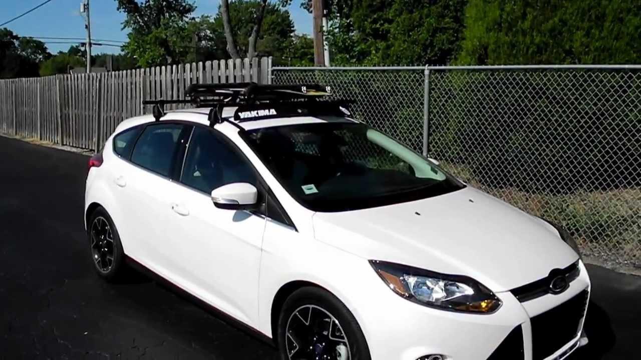 Ford Focus Yakima Roof Rack 2017 Ototrends Net