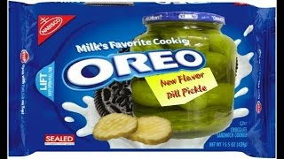 Will It Cookie? - Pickle Oreo