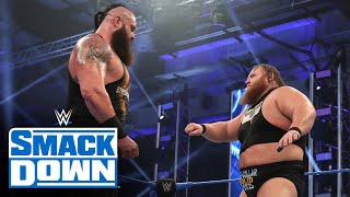Otis fakes out Braun Strowman with Money in the Bank juke: SmackDown, May 15, 2020