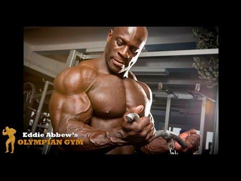 IFBB Pro Eddie Abbew : Bodybuilder, Coach, Legend