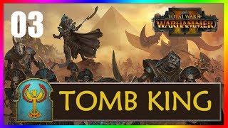 Thắng Ngược 5000 Quân Orc Phục Kích - Total War: WARHAMMER II – Rise of the Tomb Kings #3