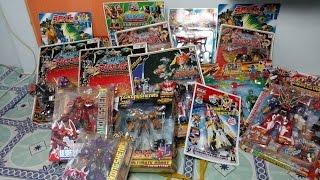 Cu lỳ đi mua rất nhiều đồ chơi siêu nhân robot đẹp giới thiệu các bạn   shopping buy toy for kid