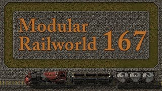 Factorio Modular Railworld #167 - Radars to Survey: All Scanned on the Eastern Front
