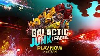 Galactic Junk League - Korai Hozzáférés Trailer