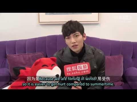 [Engsub] (150203) Ji Chang Wook Sohu TV Interview