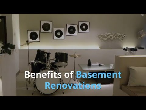 Benefits of Basement Renovations