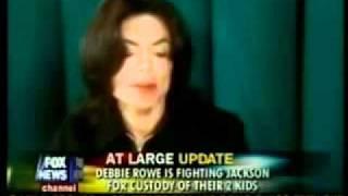 At large with Michael Jackson - Intervista con Geraldo Rivera (2005) [Sottotitoli in italiano] 1/5