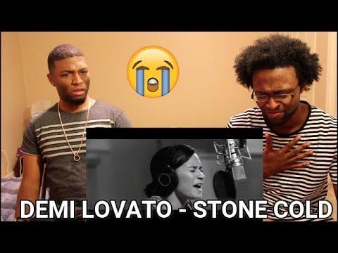 Demi Lovato - Stone Cold (Live In Studio) | REACTION |