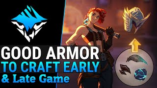 Dauntless Beginner Armor Guide - Good Armor to Craft Early & in End Game - Dauntless Patch 0.8.0
