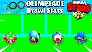 CHI è il BRAWLER più FORTE di BRAWL STARS?! Olimpiadi Brawl Stars ITA