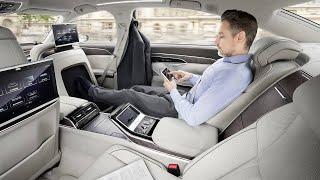 تعرف على سيارة اودى 2018 بالتكنولجيا الحديثة     -