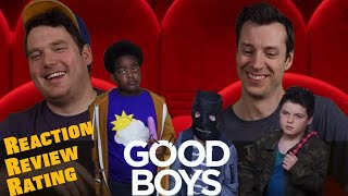 Good Boys - Red Band Trailer Reaction/Review/Rating