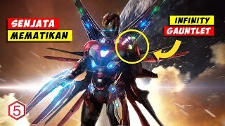 Deretan Senjata Paling Mematikan IRON MAN ini Bisa Bikin Thanos Kewalahan di Avengers: EndGame