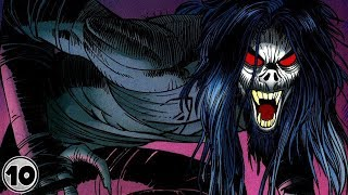 Top 10 Super Powers You Didn't Know Morbius Had