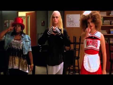 Glee - Dammit Janet (Full Performance) (Official Music Video) HD,