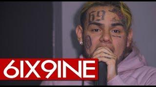 6IX9INE crazy show in Europe! Speaks on XXXTentacion, Chicago, Blood Walk, beefs
