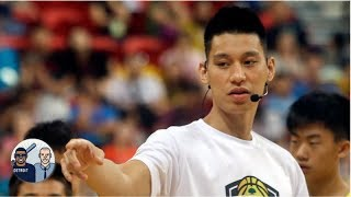 It's hard to feel 'too too bad' for Jeremy Lin - Chiney Ogwumike    Jalen & Jacoby