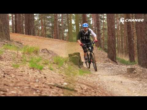 Change Bike full size folding mountain bike - Swinley trials