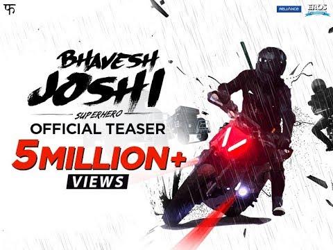 Bhavesh Joshi Superhero - Official Teaser - Harshvardhan Kapoor - Vikramaditya Motwane