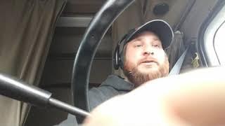 Daily vlog #8 bobtail in the rain😰