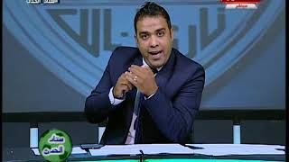 ك. أسامة حسن يفضح أحد نجوم الأهلي quotأبو حفيظةquot لبيعه هدية تركي آل شيخ ...
