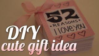 DIY Valentine's Day Gift Idea