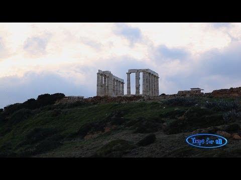 Tripsforall Σούνιο-Λαύριο-Παλαιά Φώκαια-Καλύβια