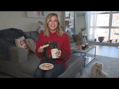 Holiday Helping: Alaina Pinto - Tada Italian Tea Cookies