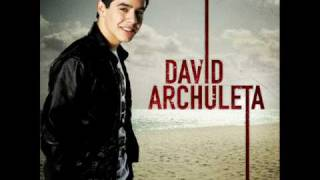 David Archuleta - A Little Too Not Over You