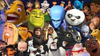Every DreamWorks Movie Ranked