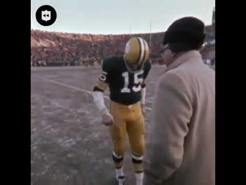 Bart Starr Legendary Ice Bowl Highlights (1967)