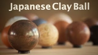 How to Make a Dorodango (Japanese Polished Clay Ball)