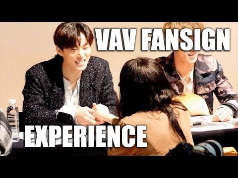 VAV  SECOND FANSIGN EXPERIENCE