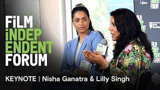 Lilly Singh interviews Nisha Ganatra | 2019 Film Independent Forum