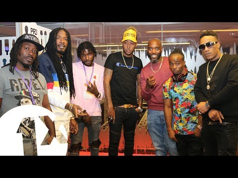 Gyptian, Vershon, Gage & more Dancehall Cypher